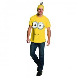 Kit disfraz de Minion para adulto - Imagen 1