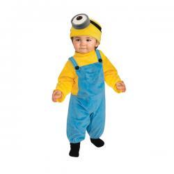 Disfraz de Minion Stuart para bebé - Imagen 1