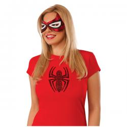 Antifaz de Spidergirl para mujer - Imagen 1
