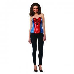 Corsé de Spidergirl para mujer - Imagen 1