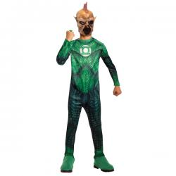 Disfraz de Tomar Re Linterna Verde para niño - Imagen 1