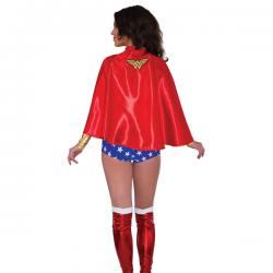 Capa de Wonder Woman para mujer - Imagen 1