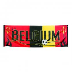 Cartel de Bélgica fútbol - Imagen 1