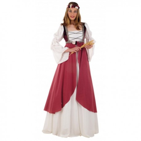 Disfraz de Clarisa medieval - Imagen 1