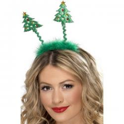 Diadema Árbol Navidad - Imagen 1