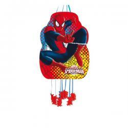 Piñata silueta Cómic Ultimate Spideman - Imagen 1