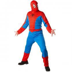 Disfraz de Spiderman Classic para adulto - Imagen 1