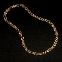 Cadena de oro falso - Imagen 1