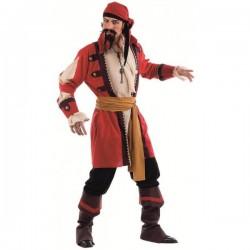 Disfraz de pirata bárbaro - Imagen 1