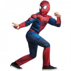 Disfraz The Amazing Spiderman 2 deluxe para niño - Imagen 1