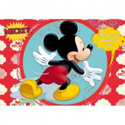 Juego Ponle la cola a Mickey Mouse Clubhouse - Imagen 1