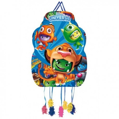 Piñata perfil Disney Universe World - Imagen 1