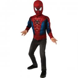 Kit disfraz Spiderman luminoso para niño - Imagen 1