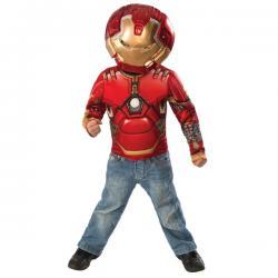 Kit disfraz Hulkbuster musculoso para niño - Imagen 1