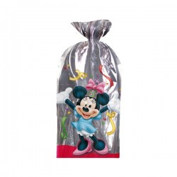 Set de bolsas rectangulares Mickey-Minnie Mouse - Imagen 1