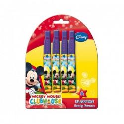 Set de flautas Mickey Mouse - Imagen 1