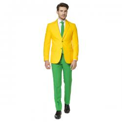Traje Green and Gold Opposuit - Imagen 1