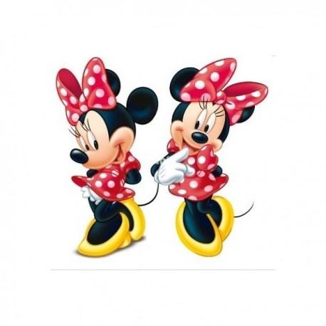 Set de mini figuras Minnie Mouse - Imagen 1