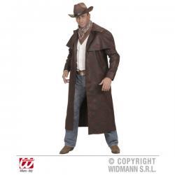 Abrigo de cowboy del oeste para hombre - Imagen 1