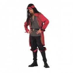 Disfraz de pirata corsario valorius - Imagen 1