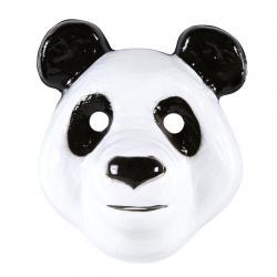Máscara de panda divertido infantil - Imagen 1