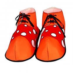 Zapatos de payaso con lunares para hombre - Imagen 1