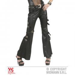Pantalón rockero para mujer - Imagen 1