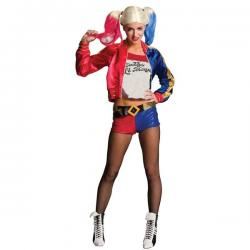 Disfraz de Harley Quinn Suicide Squad para mujer - Imagen 1