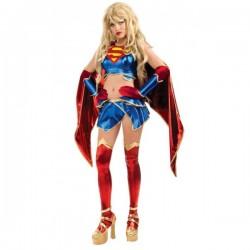 Disfraz de Supergirl anime - Imagen 1