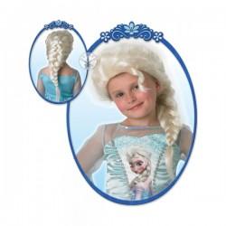Peluca de Elsa Frozen - Imagen 1