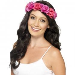 Cinta floral para mujer - Imagen 1