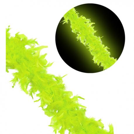 Boa verde fluorescente - Imagen 1