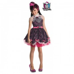 Disfraz de Draculaura Sweet 1600 Monster High - Imagen 1