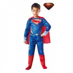 Disfraz de Superman Hombre de Acero para niño - Imagen 1