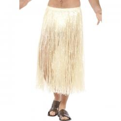 Falda hawaiana Hula para adulto - Imagen 1