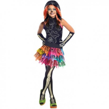 Disfraz de Skelita Calaveras Monster High - Imagen 1