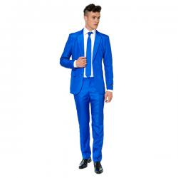 Traje Solid Blue Suitmeister Opposuit - Imagen 1