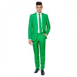 Traje Solid Green Suitmeister Opposuit - Imagen 1