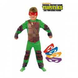 Disfraz de Tortugas Ninja classic para niño - Imagen 1