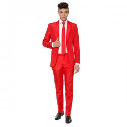 Traje Solid Red Suitmeister Opposuit - Imagen 1