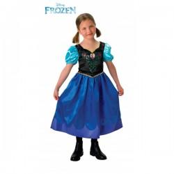 Disfraz de Anna Frozen para niña - Imagen 1