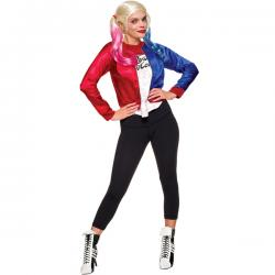 Kit disfraz de Harley Quinn Escuadrón Suicida para mujer - Imagen 1