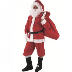 Disfraz de Papá Noel - Imagen 1