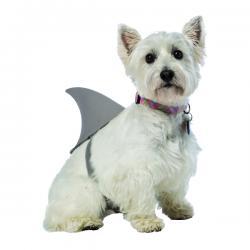 Disfraz de tiburón para perro - Imagen 1