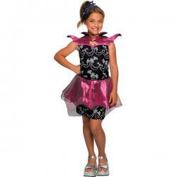 Disfraz de Draculaura Monster High deluxe para niña - Imagen 1