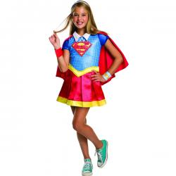 Disfraz de Supergirl deluxe para niña - Imagen 1