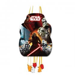 Piñata perfil Star Wars - Imagen 1