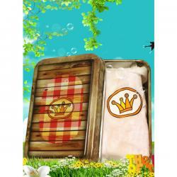 Calcetines de picnic para bebé - Imagen 1