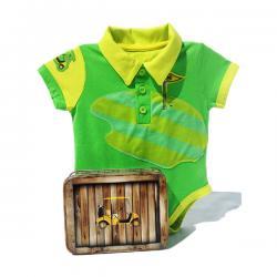 Body de golf para bebé - Imagen 1
