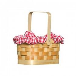Bolso cesta de picnic - Imagen 1